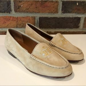 Nine West Round Toe Loafers Size 7.5